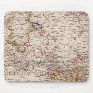 Hannover Germany Mouse Pads
