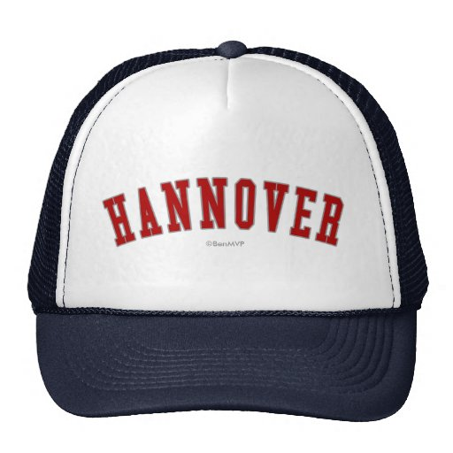 Hannover Trucker Hat