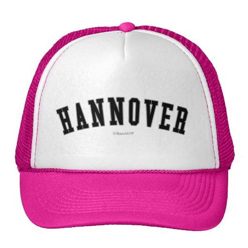 Hannover Trucker Hats
