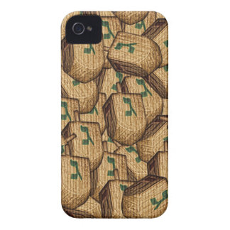 Hannukah BlackBerry Bold Barely There™ Case Mate iPhone 4 Case-Mate Case