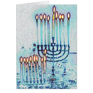 Hannukah Card