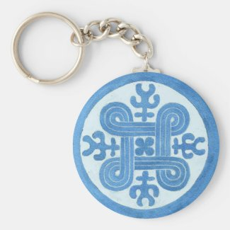 Hannunvaakuna - Ancient Finnish symbol Key Ring