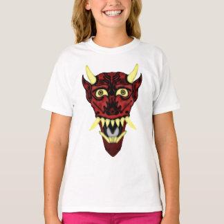 hannya demon mask T-Shirt