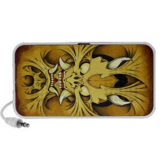 Hannya Inside 02 Speaker System