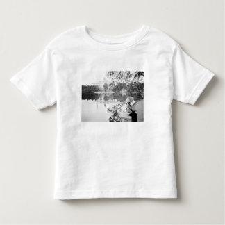 Hanoi Vietnam, Hoan Kiem Lake View (NR) Toddler T-Shirt