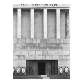 Hanoi Vietnam, Mausoleum of Ho Chi Minh Postcard