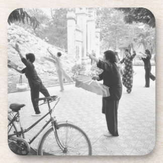 Hanoi Vietnam, Morning Excercises by Hoan Kiem Coaster