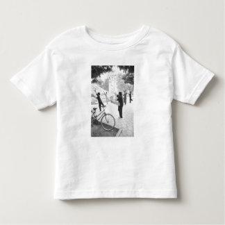 Hanoi Vietnam, Morning Excercises by Hoan Kiem Toddler T-Shirt