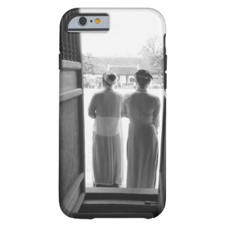 Hanoi Vietnam, Women in Traditional Dress Temple Tough iPhone 6 Case