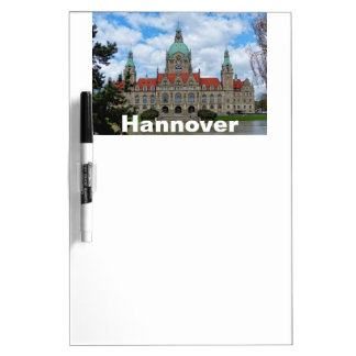 Hanover, New Town Hall 002.2.1, Germany (Hannover) Dry Erase Board