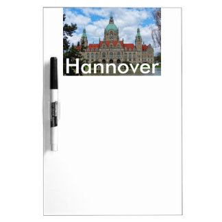 Hanover, New Town Hall, Germany 002 (Hannover) Dry Erase Board