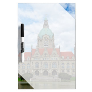 Hanover, New Town Hall, Germany (Hannover) Dry Erase Whiteboards