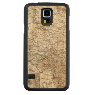 Hanover Region of Germany Carved Maple Galaxy S5 Case
