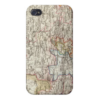 Hanover Region of Germany iPhone 4 Cover