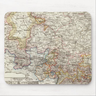 Hanover Region of Germany Mouse Mat