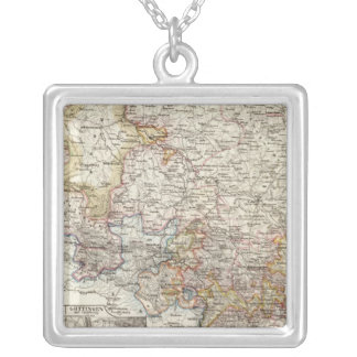 Hanover Region of Germany Silver Plated Necklace