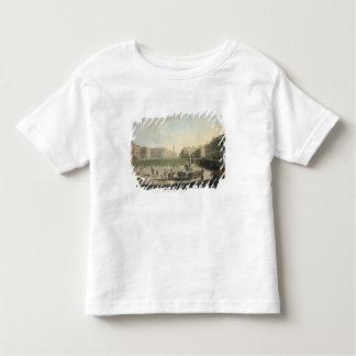 Hanover Square, engraved by Robert Pollard (1755-1 Toddler T-Shirt
