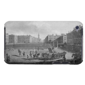 Hanover Square, from a set of four views of London Barely There iPod Case