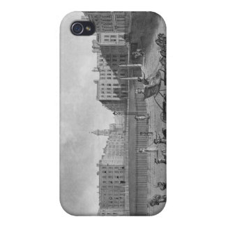 Hanover Square, from a set of four views of London iPhone 4/4S Cover