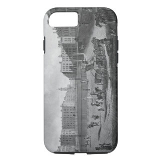 Hanover Square, from a set of four views of London iPhone 8/7 Case