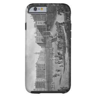 Hanover Square, from a set of four views of London Tough iPhone 6 Case