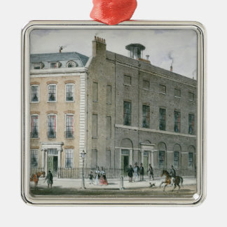 Hanover Square Rooms for Concerts Christmas Ornament