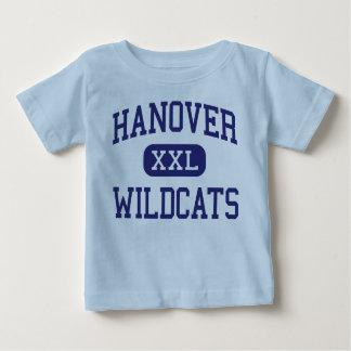 Hanover - Wildcats - High School - Hanover Kansas Infant T-Shirt
