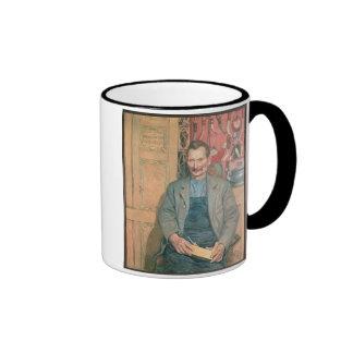 Hans Arnbom The Carpenter Coffee Mugs