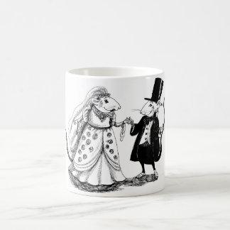Hans Christian Andersen story 2 Basic White Mug