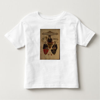 Hans Fugger two wives Clara Widolf and Elisabeth Toddler T-Shirt
