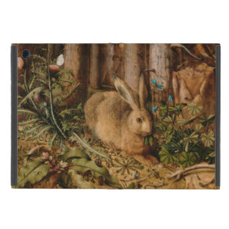 Hans Hoffmann A Hare In The Forest Cover For iPad Mini