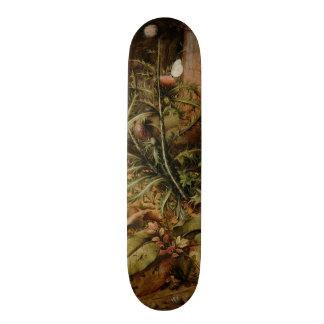 Hans Hoffmann A Hare In The Forest Custom Skate Board