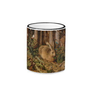 Hans Hoffmann A Hare In The Forest Mugs