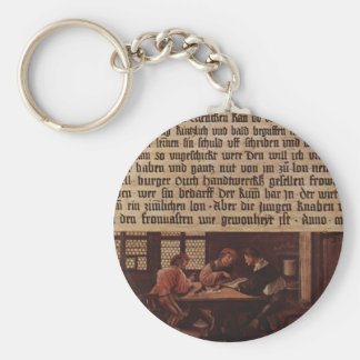 Hans Holbein-Explanation of Meaning of a Letter Key Chain