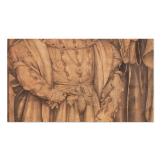 Hans Holbein- Henry VIII and Henry VII Pack Of Standard Business Cards