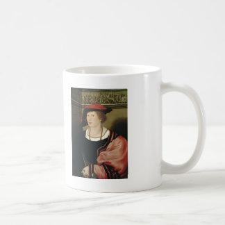 Hans Holbein- Portrait of Benedikt von Hertenstein Mugs