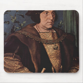 Hans Holbein - Portrait of Sir Henry Guildford Mouse Pads