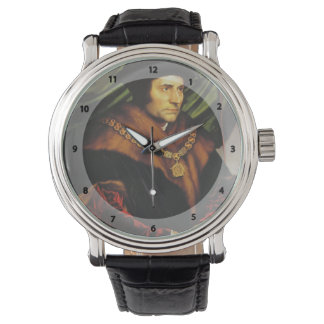 Hans Holbein - Portrait of Sir Thomas More Watch