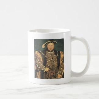 Hans Holbein the Younger Henry VIII Basic White Mug