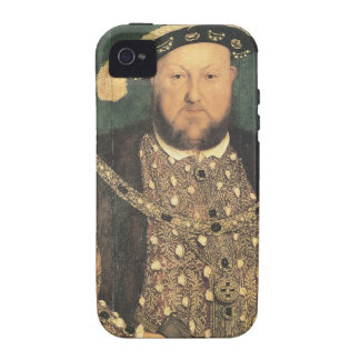 Hans Holbein the Younger Henry VIII Case-Mate iPhone 4 Covers