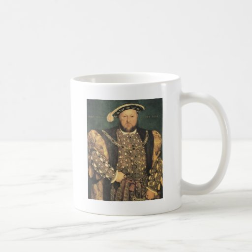 Hans Holbein the Younger Henry VIII Mugs