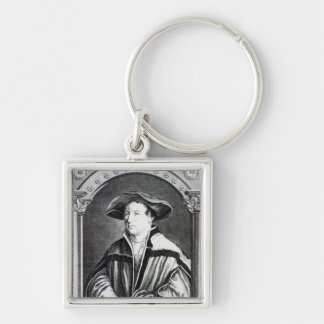 Hans Holbein the Younger Key Chain
