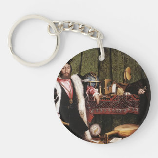 Hans Holbein the Younger- The Ambassadors Acrylic Key Chains