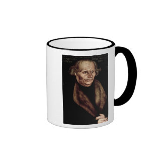 Hans Luther , Father of Martin Luther Ringer Mug