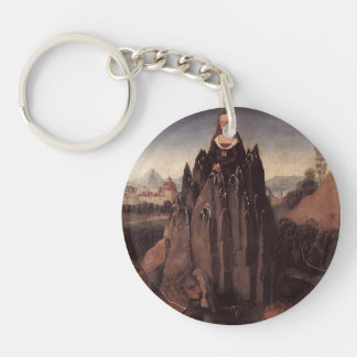 Hans Memling- Allegory with a Virgin Keychain