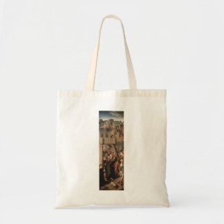 Hans Memling-Altar triptych from Lübeck Cathedral Tote Bags