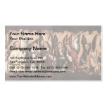 Hans Memling- Angels Playing Musical Instruments Pack Of Standard Business Cards