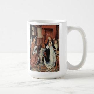 Hans Memling Art Basic White Mug