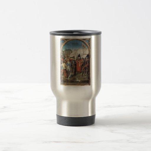 Hans Memling Art Coffee Mug