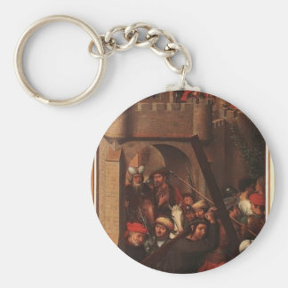 Hans Memling- Passion (Greverade) Altarpiece Key Chain